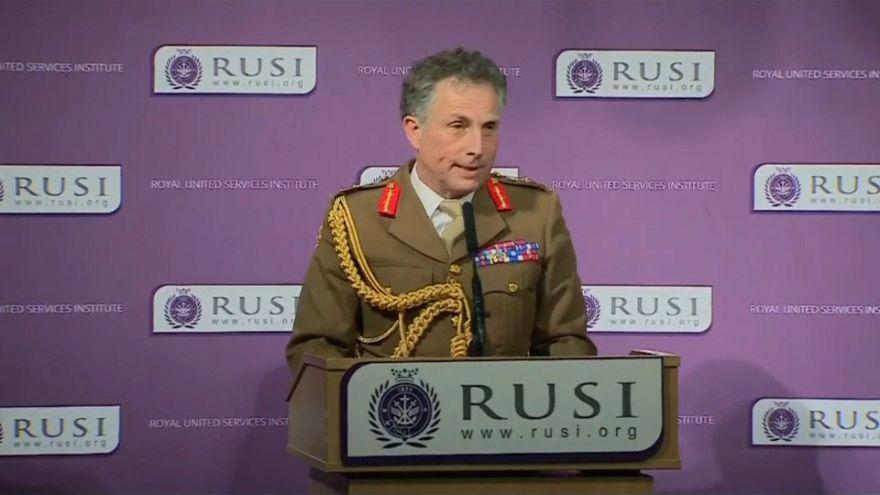 El Ejército Británico pide más inversión militar ante la posible amenaza rusa