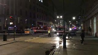 Lezárták a forgalmas Charing Cross metróállomást
