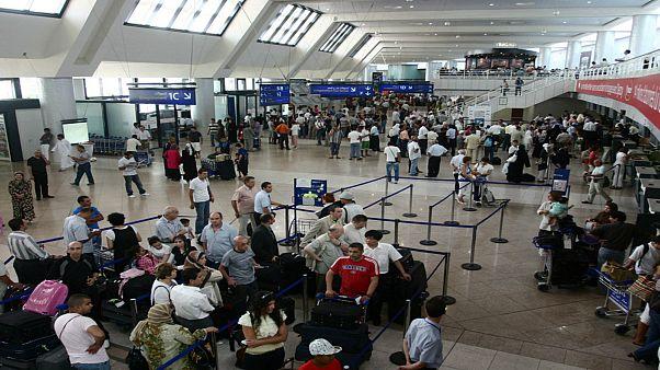 فوضى في مطارات الجزائر وبعض المطارات الدولية بسبب إضراب مفاجئ لموظفى الجوية الجزائرية
