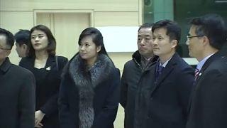 Korea: tovább dübörög a sportdiplomácia