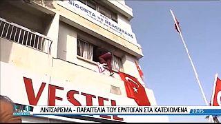 Partidarios de Erdogan atacan la sede de un periódico chipriota