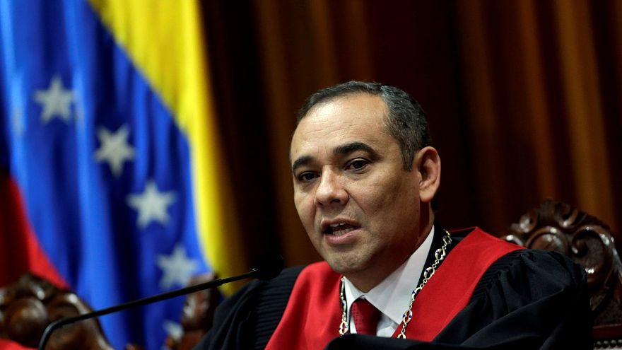 El Gobierno de Venezuela reacciona a las sanciones de la UE