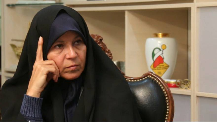 گفتوگوی یورونیوز با فائزه هاشمی: من فمینیستم، روحانی اصولگرا است