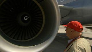 Fluglinie Niki geht zurück an ihren Gründer Niki Lauda