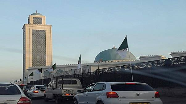 مسجد عبد الحميد بن باديس/ الجزائر