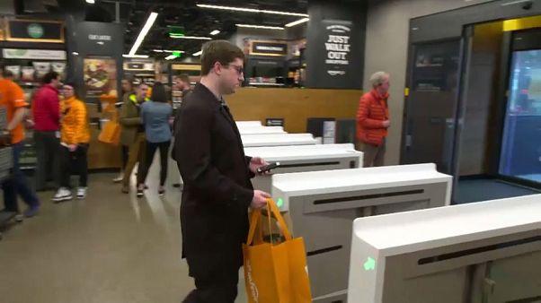 Abre la primera tienda inteligente sin empleados