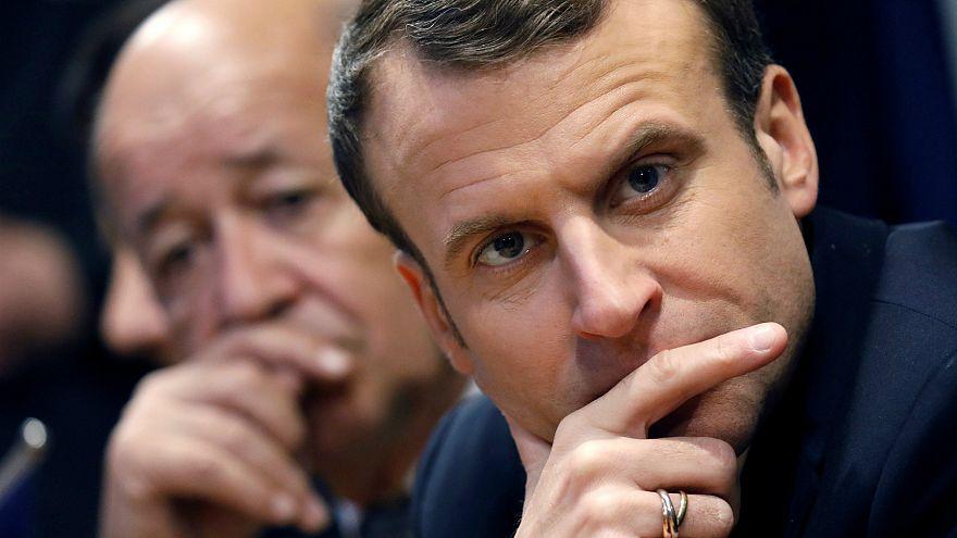 Fransa Dışişleri Bakanı Le Drian: Türkiye'nin Afrin operasyonu kaygı verici