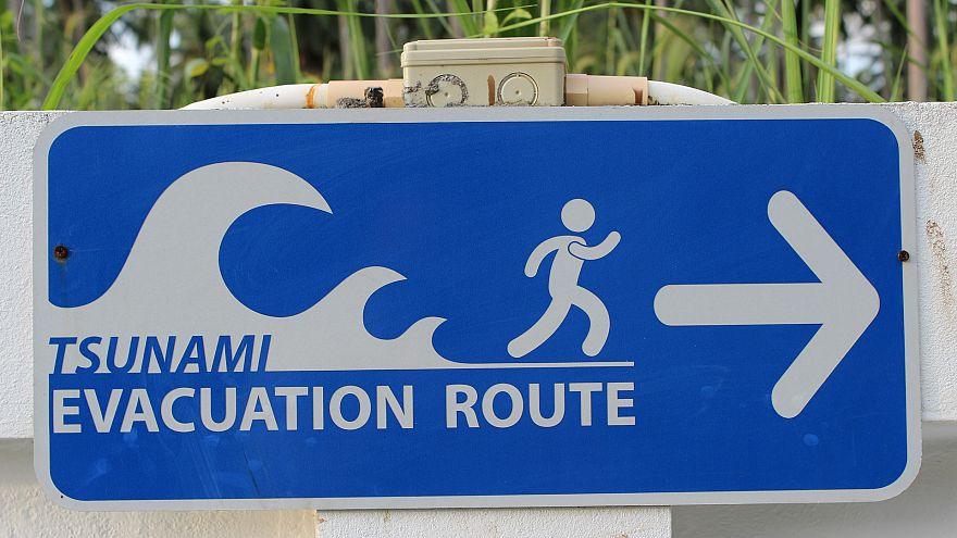 Nach einem Seebeben im Golf von Alaska gibt es Tsunami-Warnungen