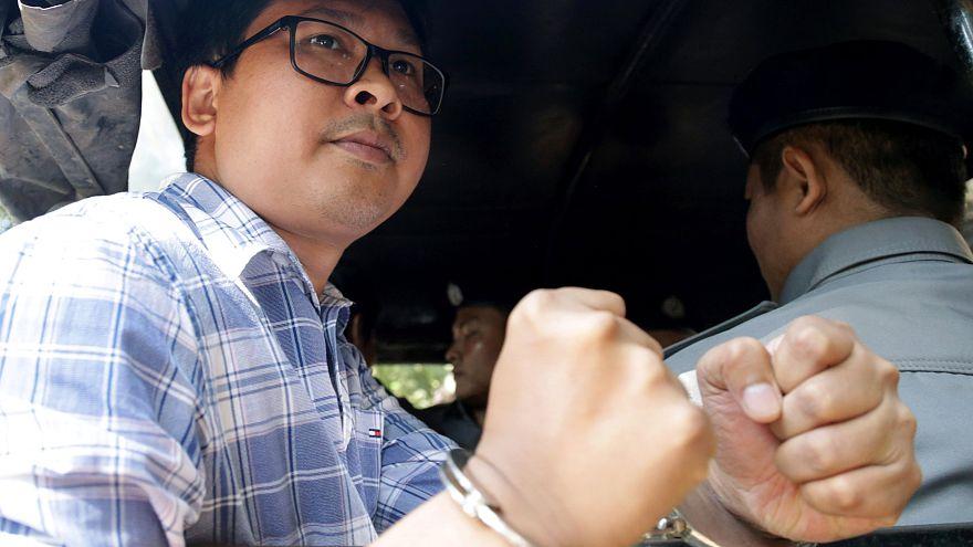 Myanmar, giornalisti Reuters rischiano 14 anni di carcere