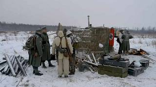 La Russia rievoca la battaglia di Leningrado