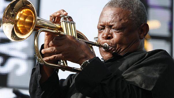South African jazz musician and anti-apartheid activist Hugh Masekela dies