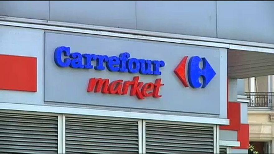 Leépít a Carrefour Franciaországban