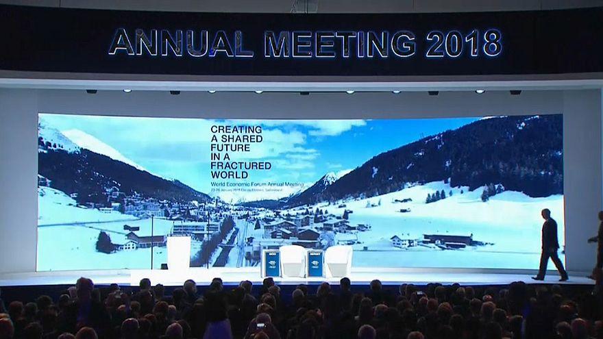 Dünya Ekonomik Forumu başlıyor