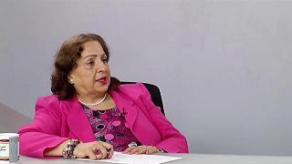 سعادة الدكتورة مي كيلة سفيرة فلسطين لدى ايطاليا
