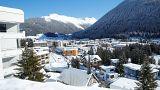Davos: los líderes mundiales frente al poder de la nieve
