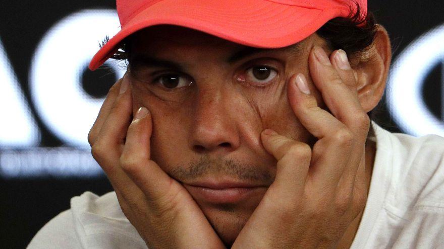 Australian Open: fuori anche il numero 1 del mondo Rafa Nadal