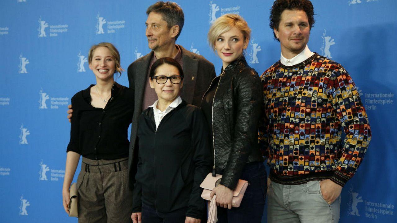 A Testről és lélekről rendezője és főszereplői a Berlini Filmfesztiválon