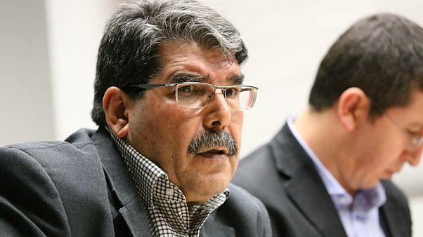 صالح مسلم، رئیس پیشین حزب اتحاد دموکراتیک سوریه