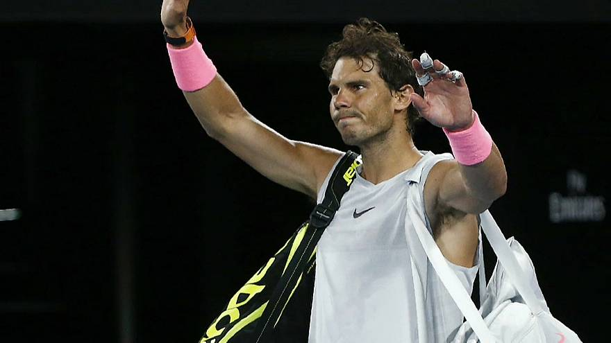 Australian Open: Nadal gibt auf