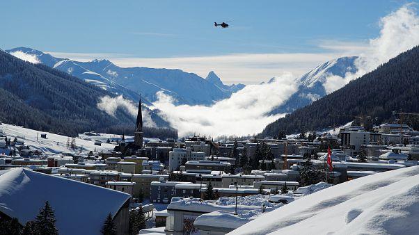 L'élite mondiale réunie à Davos