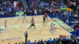 NBA: Murray volt a Denver hőse