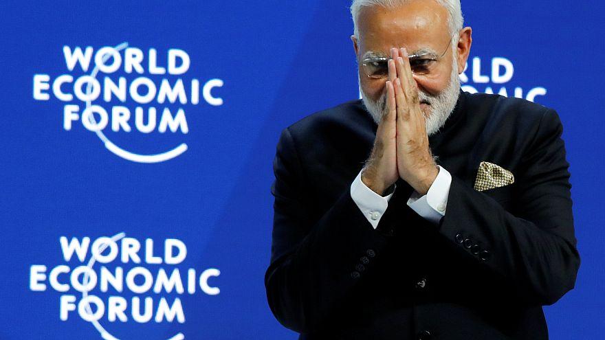 Hindistan Başbakanı Modi: Küreselleşme cazibesini kaybetti