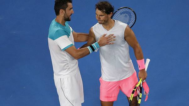 Nadal out of Australian Open after retiring hurt in quarter-final