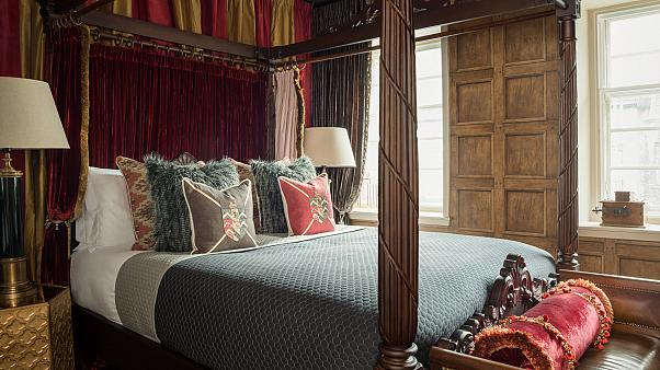 Harry Potter fans can now spend a night at Hogwarts