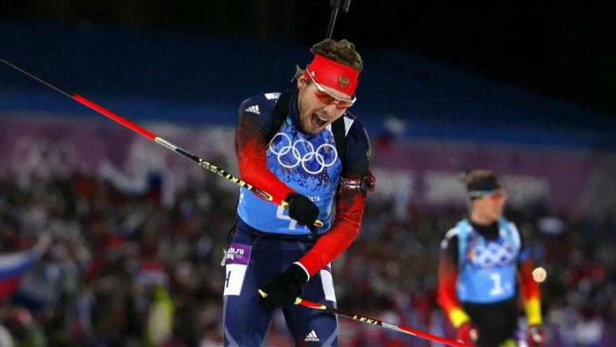 Yasaklı Rus atlet listesi uzuyor