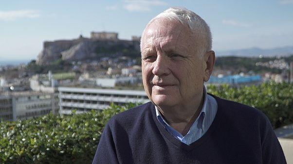 Ο πρόεδρος της Ευρωπαϊκής Ομοσπονδίας Στίβου στο euronews