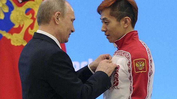 Les Russes Shipulin et Ahn interdits de JO