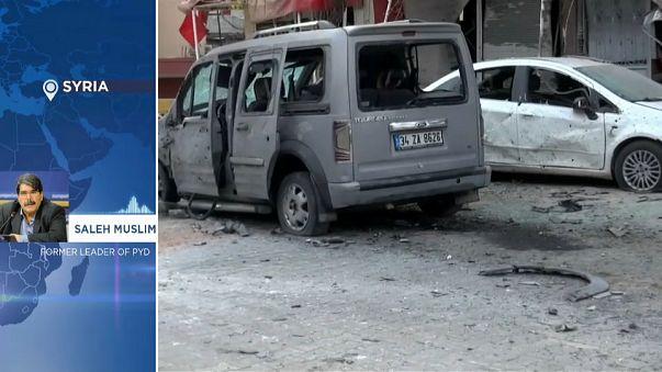 """Saleh Muslim: """"La Russia ci ha abbandonato"""""""
