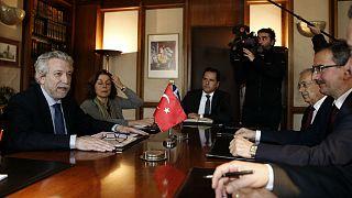 Σταύρος Κοντονής «Δεν τίθεται θέμα έκδοσης των 8» - Επίσκεψη Τούρκου υπουργού στην Αθήνα