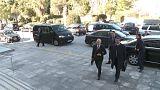 Ministro da Justiça da Turquia está na Grécia
