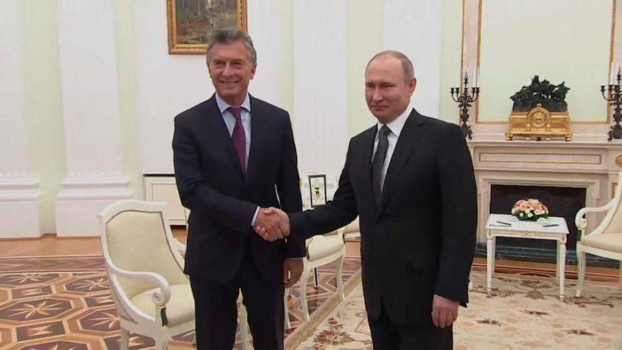 Rusia y Argentina ratifican su asociación estratégica