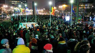 Manifestation à Bruxelles pour soutenir les migrants