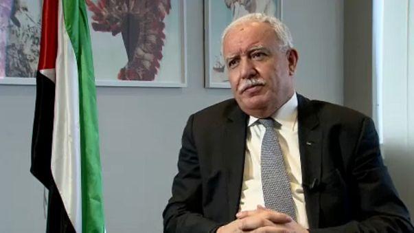 د.رياض المالكي،وزير الشؤون الخارجية والمغتربين الفلسطينية