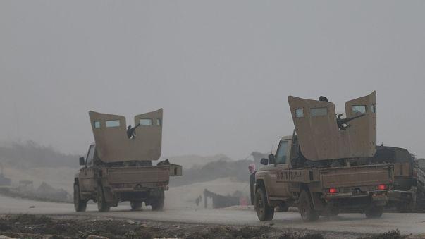 Ankara-Washington talks scheduled as Turkey pushes ahead in northern Syria