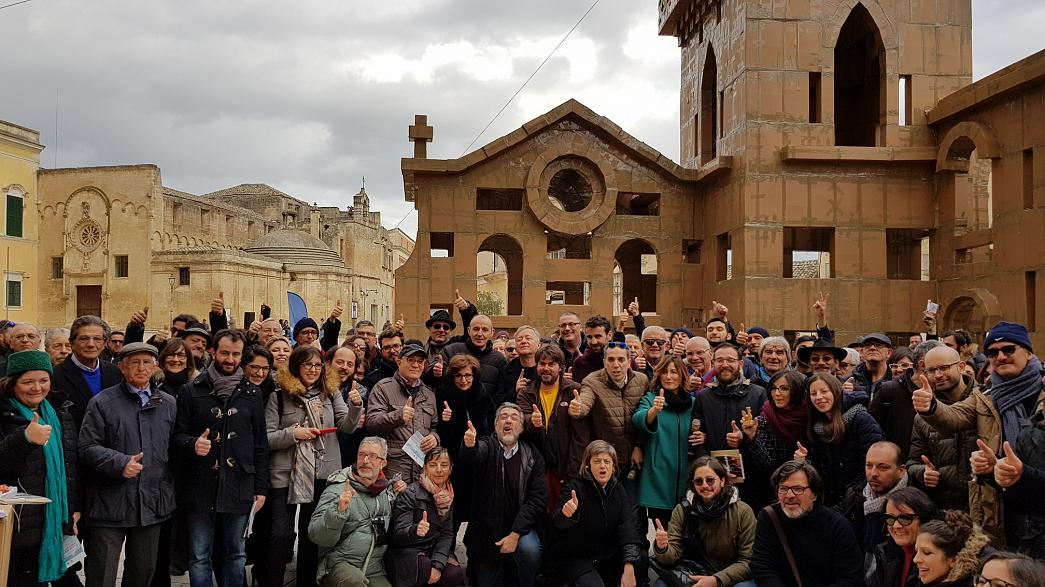 Matera 2019: let the countdown commence