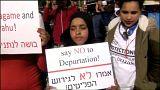 طيارو شركة إسرائيلية يرفضون طرد مهاجرين أفارقة على متن طائراتهم