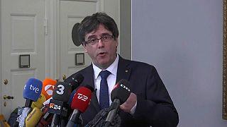 Puigdemont vuole tornare da uomo libero, ma Madrid dice no...