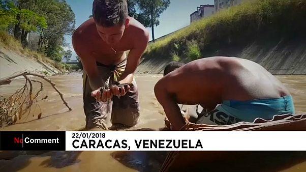 Рыбалка по-венесуэльски