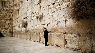 Female journalists allege gender segregation during Pence Western Wall visit
