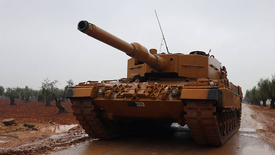 Επαφές ΗΠΑ-Τουρκίας για την επίθεση στην Αφρίν