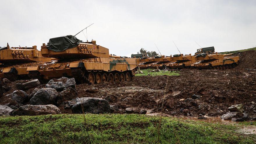 TSK: En az 260 YPG'li öldürüldü