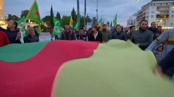 Turquía asegura haber matado a más de 260 combatientes en Siria