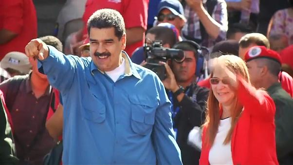 Maduro has his eye on an April presidential vote
