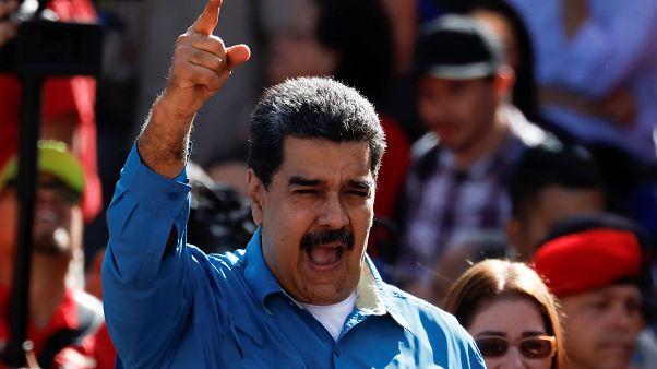 Lebensmittel gegen Stimmen: Maduro nutzt Krise zur Wiederwahl