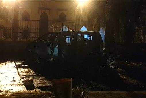 Twin car bombs kill at least 33 in Benghazi