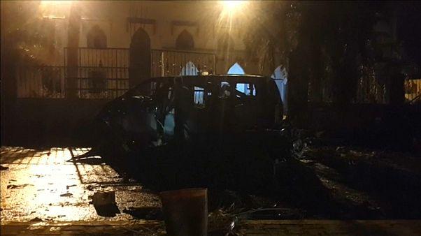 Twin car bombs kill at least 33 in Benghazi
